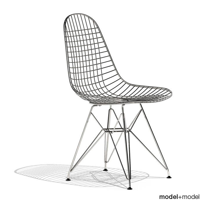 vitra wire chair sumodesign. Black Bedroom Furniture Sets. Home Design Ideas